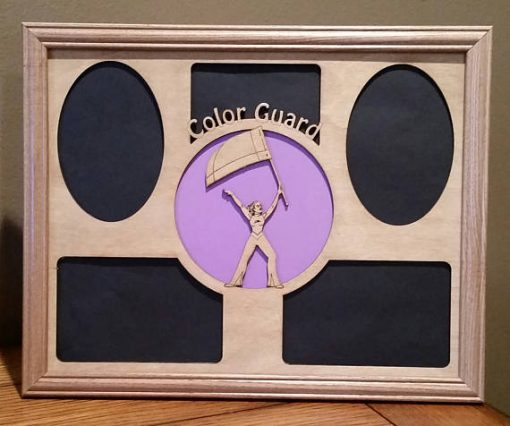 Wood Mattes With Frames Unique Personalizations